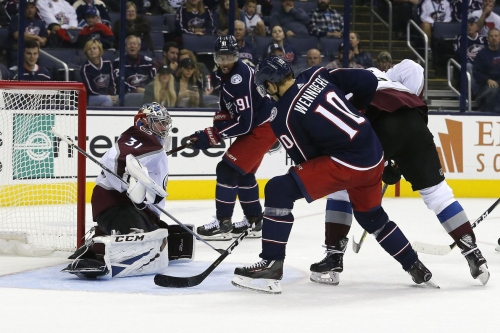 Morning Flurries: Avalanche slowed but Joey Hishon moving forward