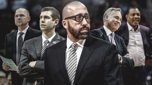 David Fizdale says the NBA coaching community is a fraternity