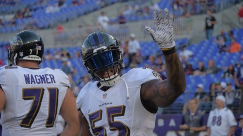 Ravens news: Terrell Suggs says Baltimore will be 'ready for Tennessee'