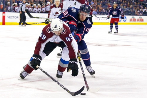 The Morning After: Avalanche's inconsistent effort in Columbus leads to first loss of season