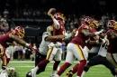 Skins Stats & Snaps: Redskins @ Saints (Offense)