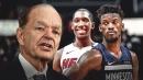 Report: 'Zero sense' Timberwolves owner Glen Taylor turned down Heat's Josh Richardson offer for Jimmy Butler