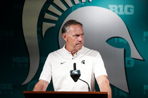 Michigan State football's Mark Dantonio has to change? Why should he?