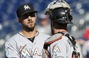 Nationals acquire reliever Kyle Barraclough from Marlins in exchange for international slot value...
