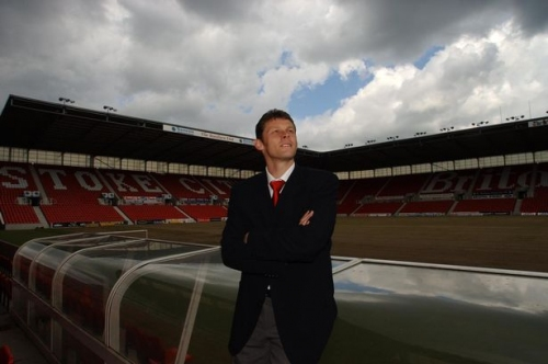 The story of Steve Cotterill and the shock resignation which left Stoke City in chaos