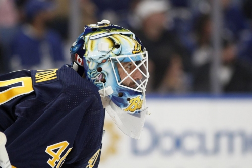 Sabres show early signs of promise