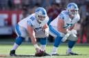 PFF: Detroit Lions have 6th best offensive line in NFL
