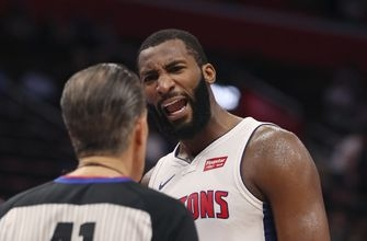Pistons hope for improvement with new coach, similar roster