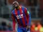 Crystal Palace forward Christian Benteke undergoes knee surgery