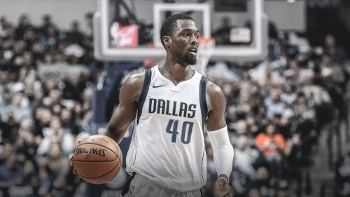 Harrison Barnes doubtful for Mavs' season opener, won't play until he has 'significant practice time'