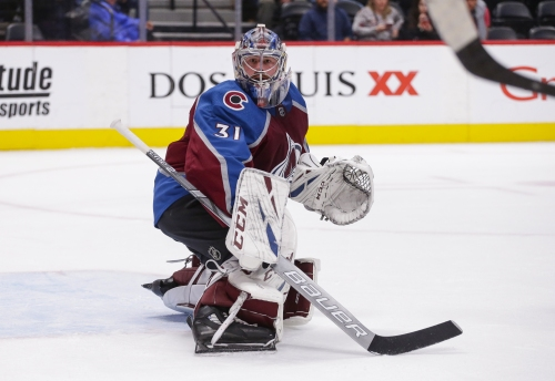 Analysis: Avalanche goaltending availability is far more important than who's the No. 1 guy