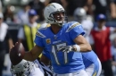Chargers' Rivers off to 1 of the best starts of his career