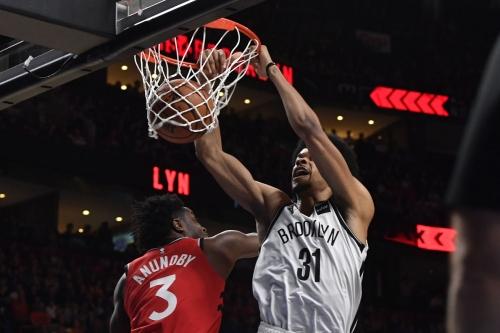Preaseason game 3: Raptors destroy Nets in Montreal, 118-91
