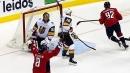 Capitals' Kuznetsov redirects pass from Backstrom on power play