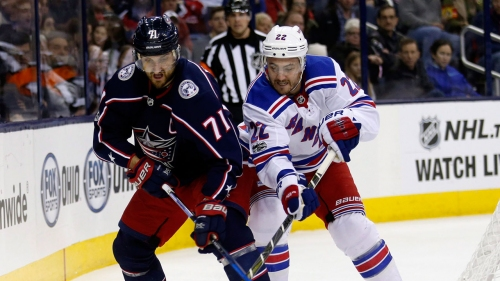 Rangers expected to make Kevin Shattenkirk healthy scratch vs. Sharks