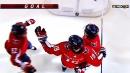 Backstrom takes Kuznetsov pass, beats Fleury to extend lead