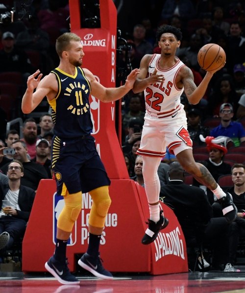 Pacers wrap up preseason with Thaddeus Young back in the lineup in sloppy loss to Bulls