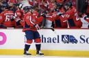 Capitals extend dominance over Golden Knights in Cup rematch