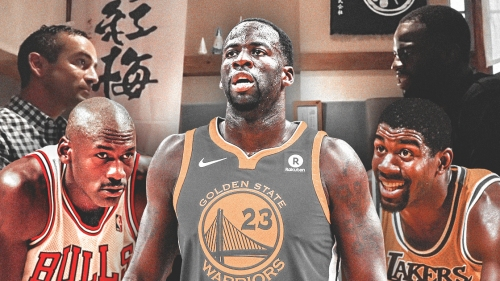 Draymond Green thinks Golden State can beat '80s Lakers, '96 Bulls