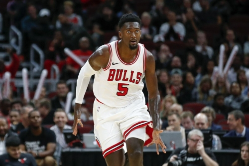 With a changed lineup, the Bulls looked the best they have all preseason