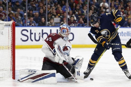 Preview: Sabres wrap up their home stand against the Avalanche