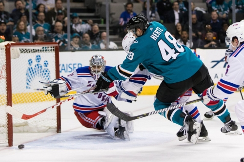 Sharks at Rangers Preview: Don't play down to the basement