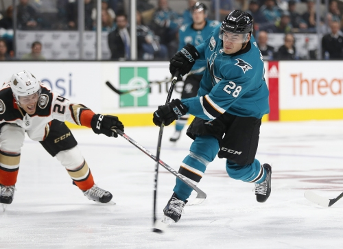 Things to know: Sharks' Timo Meier reflects on the low point of his NHL career