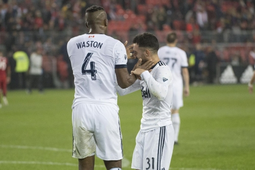 Vancouver Whitecaps and the 2018 Playoffs