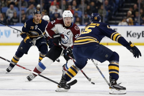 Game Thread: Avalanche at Sabres, Game 4