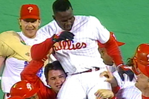 Continued Success #30: Remembering Games 1 & 2 of the 1993 NLCS