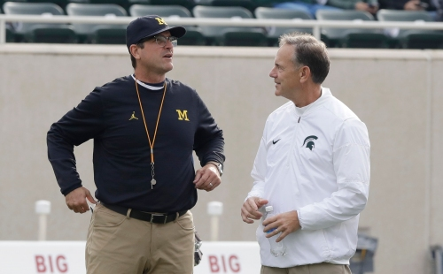 Michigan, Michigan State get wins over ranked foes? Our predictions