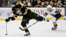Kessel scores hat trick as Penguins double up Golden Knights