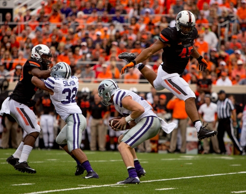 Five storylines to look for when K-State football hosts Oklahoma State