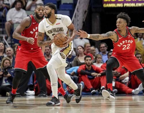 Pels lose to Raptors, finish winless in preseason