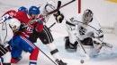 Jack Campbell makes 40 saves as Kings blank Canadiens