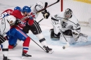 Kings spoil Habs' home opener with shutout victory