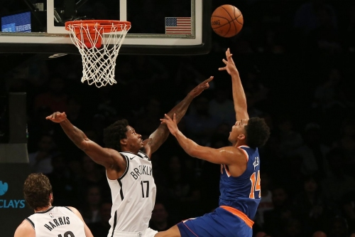 Nets complete preseason with Knicks at the Garden