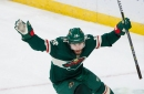 Zucker provides spark, Wild beat Blackhawks in overtime 4-3