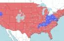 Jaguars vs. Cowboys: Week 6 TV viewing map on CBS