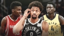 Spencer Dinwiddie meant no slight to Victor Oladipo, Clint Capela when calling himself Most Improved Player of 2017-18