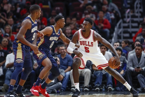 Bobby Portis wants Sixth Man of the Year and a new contract