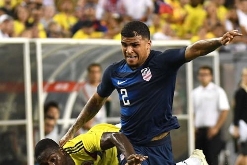 Major Link Soccer: Colombia is still better than the US at soccer
