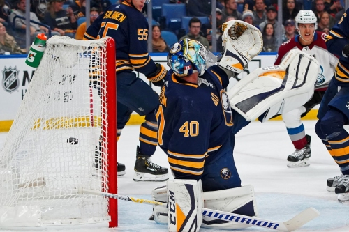 Slow starts continue to haunt the Sabres