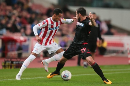 Mike Pejic: Four key players are giving Stoke City a balance they've been missing for too long