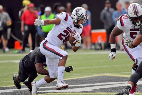 South Carolina vs. No. 22 Texas A&M: Week 7 Injury Report