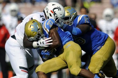 Pregame Guesses: UCLA Bruin Football versus UC Berkeley