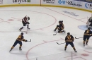 Goals Against Breakdown: analyzing Nathan Mackinnon's tally on Carter Hutton