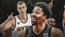 Nets' Spencer Dinwiddie: 'We're better than the Knicks'