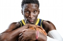 Indiana Senate race: Pacers star Victor Oladipo endorses Joe Donnelly at Hammond rally