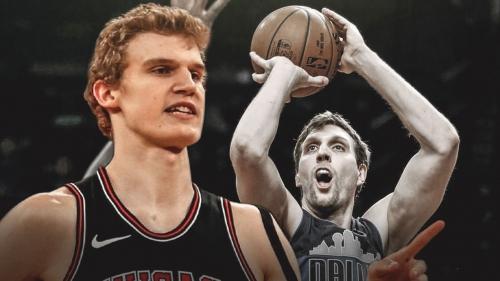 Bulls' Lauri Markkanen explains what he has learned from watching Dirk Nowitzki